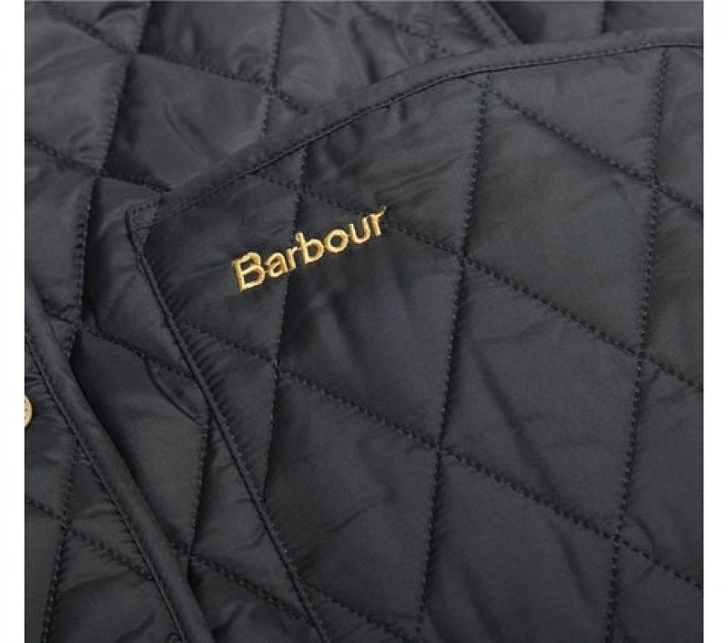 Barbour Women Annandale Quilted Jacket Black