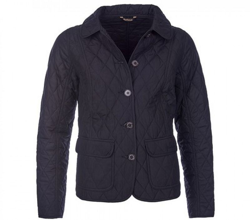 Barbour Women Bower Quilted Jacket Black