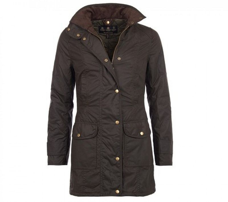 Barbour Women Squire Jacket Olive
