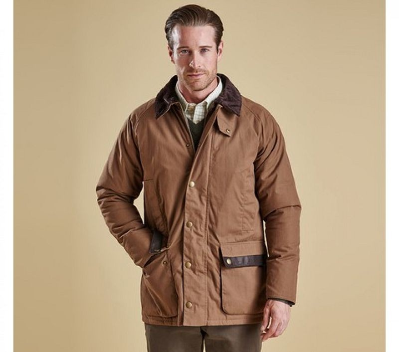 Barbour Men Gamefair Waterproof Jacket