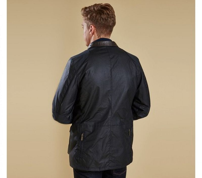 Barbour Men Beacon Sports Jacket Navy