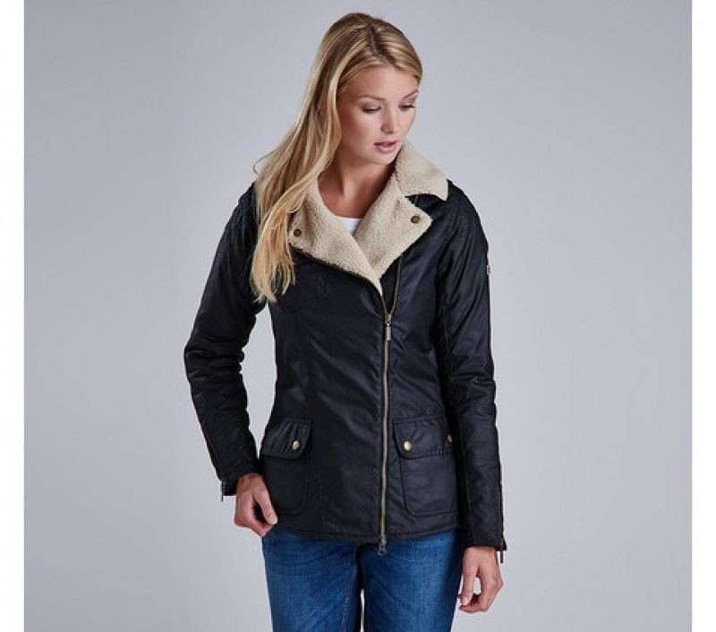 Barbour Women Springer Wax Jacket