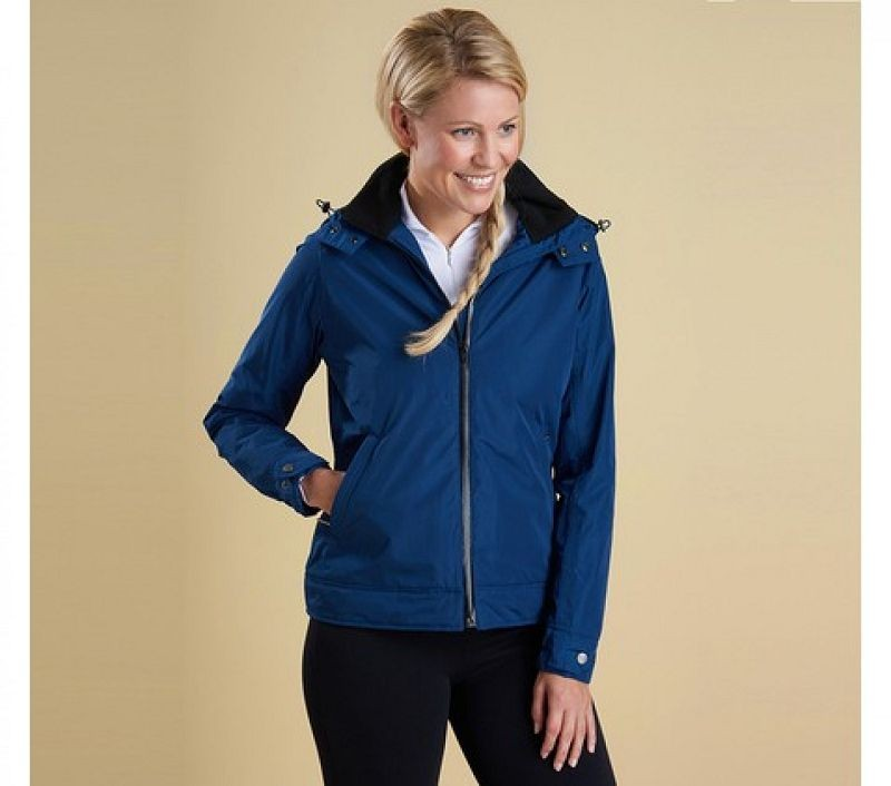 Barbour Women Kimmerston Jacket Indigo