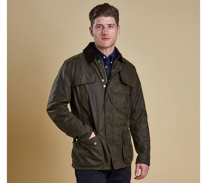 Barbour Men Kingsholm Olive