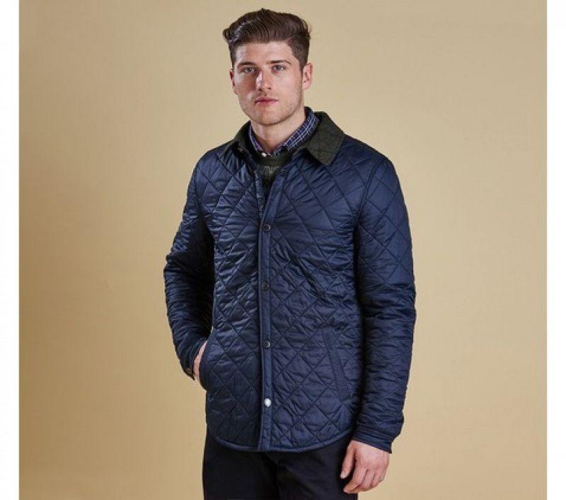 Barbour Men Royston Quilted Jacket Lifestyle