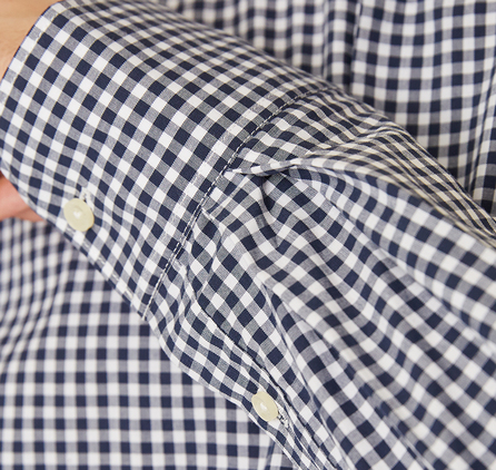 Barbour MSH3292NY91 Country Gingham Regular Fit Shirt