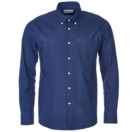 Barbour MSH3547NY94 Lloyd Star Tailored Fit Shirt
