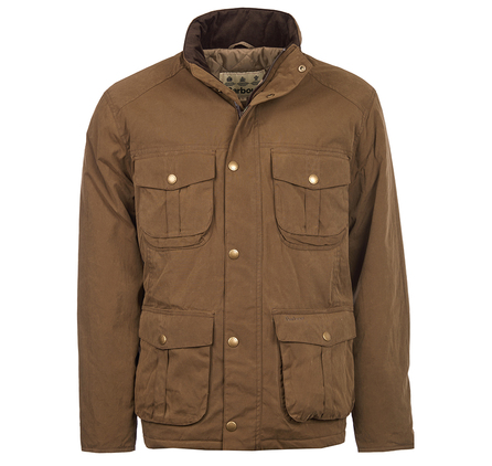 Barbour MWB0483SN71 Waterproof Winter Utility Jacket