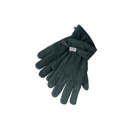 Barbour MGL0007BK11 Leather Thinsulate Gloves