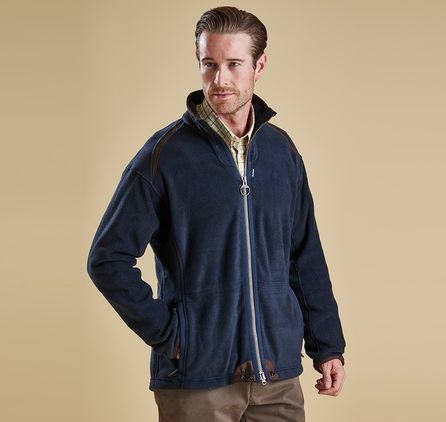 Barbour MFL0083NY71 Langdale Jacket Navy