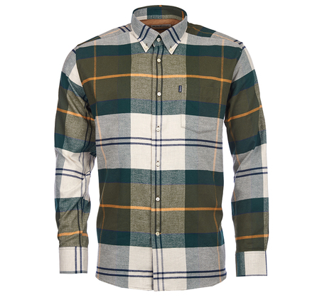 Barbour MSH3301TN51 John Regular Fit Shirt Ancient Tartan