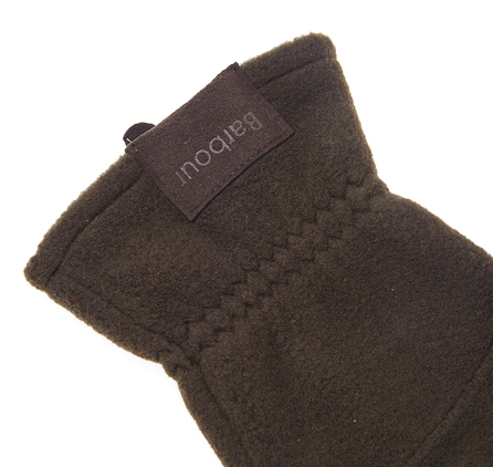 Barbour MGL0040OL31 Fleece Country Glove Olive