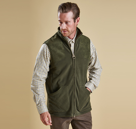 Barbour MFL0068OL71 Dunmoor Gilet Outlet