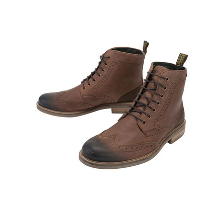 Barbour MFO0184TA91 Belsay Boot Dark Tan