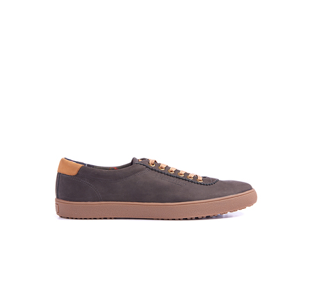 Barbour MFO0300BR71 Wallsend Cupsole Dark Brown