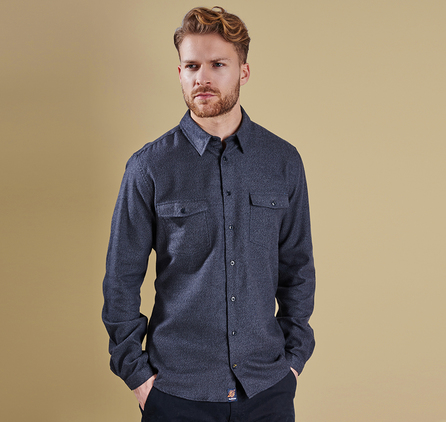 Barbour MSH3595CH91 Hibbert Tailored Fit Shirt