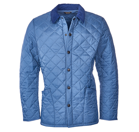 Barbour MQU0682BL71 Heritage Liddesdale Quilted Jacket