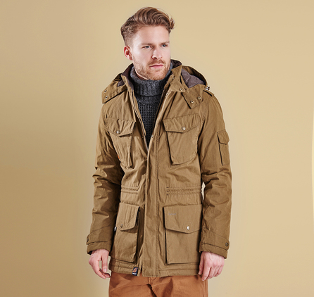 Barbour MWB0481SN71 Hemble Jacket Outlet