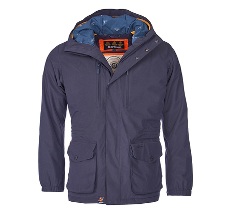 Barbour MWB0480NY71 Morley Jacket Navy