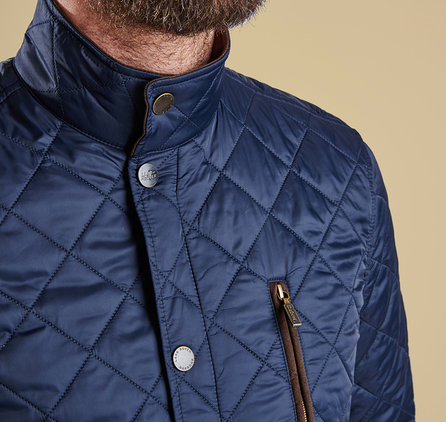 Barbour MQU0722NY91 Sandy Navy
