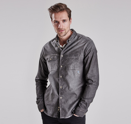 Barbour MSH3536CH91 Oliver Shirt Outlet