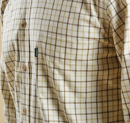 Barbour MSH0002OL51 Sporting Tattersall Shirt