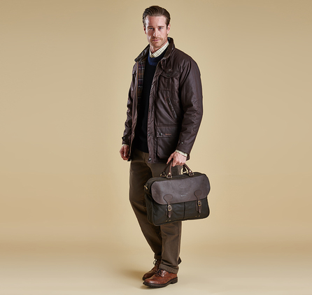 Barbour MSH0003OL51 Sporting Tattersall Shirt