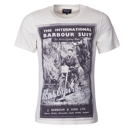 Barbour MTS0124BE13 Endurance Tee Outlet
