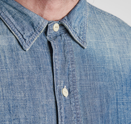 Barbour MSH3580NY17 Cager Shirt Antique Wash