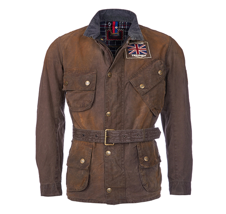 Barbour MWX0940BR71 Legend Wax Jacket Hickory