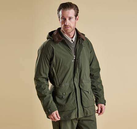 Barbour MWB0449GN51 Bransdale Waterproof Jacket