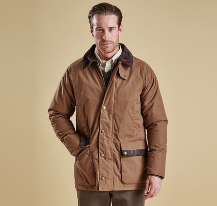 Barbour MWB0447BR52 Gamefair Waterproof Jacket