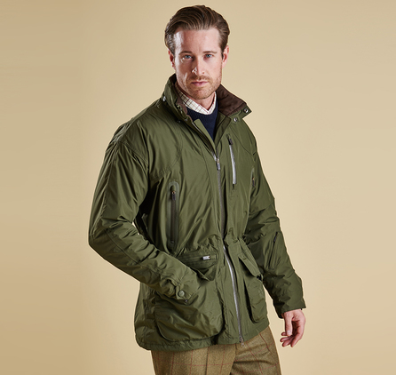 Barbour MWB0451OL71 Swainby Waterproof Jacket