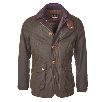 Barbour MWX0886OL51 Cullen Wax Jacket Olive