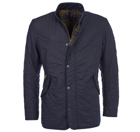 Barbour MWX0598NY51 Edderton Waxed Jacket Navy