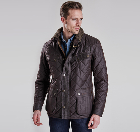 Barbour MWX0931RU91 Speedometer Wax Jacket Rustic