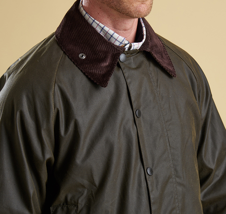 Barbour MWX0002OL71 Beaufort Waxed Jacket