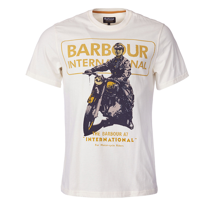 Barbour MTS0120BE13 Archive Tee Neutral