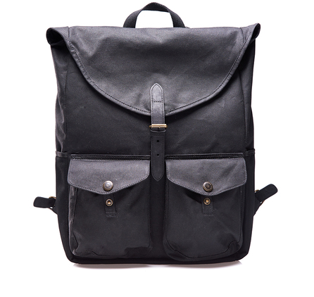 Barbour UBA0354BK11 Scavenge Backpack Black