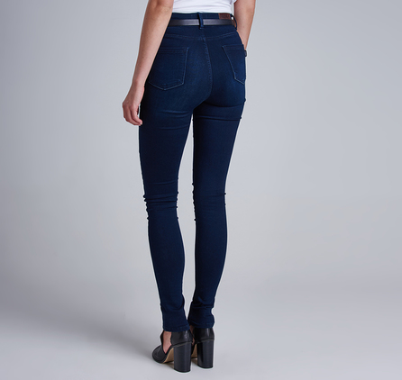 Barbour LTR0169IN51 Fireblade High Waisted Super Skinny Jean