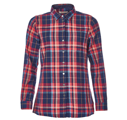 Barbour LSH0911RE53 Kirkby Shirt Outlet