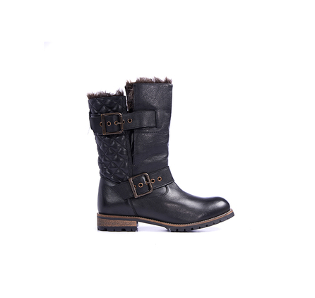 Barbour LFO0115BK11 Kickstart Boot Outlet