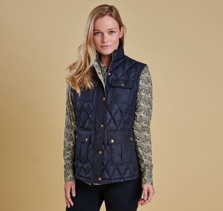 Barbour LQU0669NY71 Swinburn Gilet Outlet