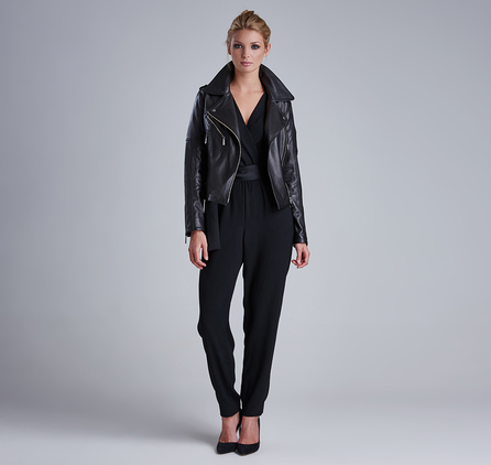 Barbour LML0385BK11 Lapwing Jumpsuit Black