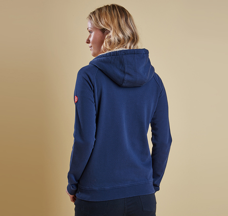Barbour LML0417NY91 Bartlett Sweatshirt Navy