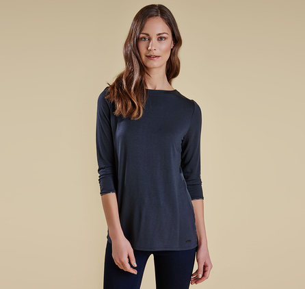 Barbour LML0405BK11 Dee Top Black