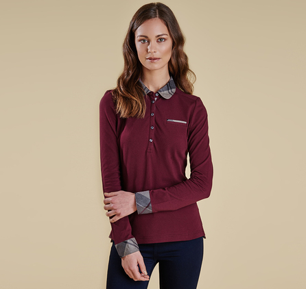 Barbour LML0309RE96 Gilsland Polo Outlet