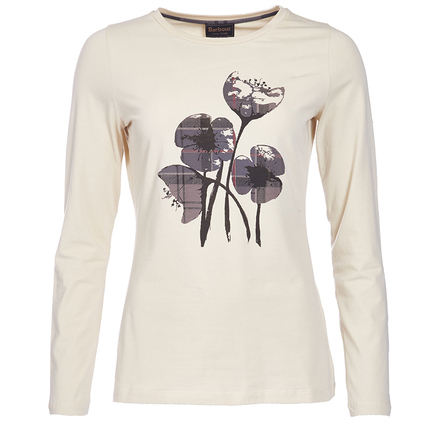 Barbour LTS0083CR51 Millfire Tee Outlet