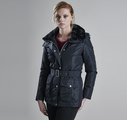 Barbour LWB0204BK11 Outlaw Waterproof Jacket Black