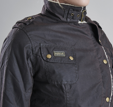 Barbour LWX0296RU91 Matlock Waxed Jacket Rustic/Natural